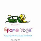 Sunni Childs Pose by EponaYoga