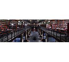 Mortlock Library Panorama Photographic Print