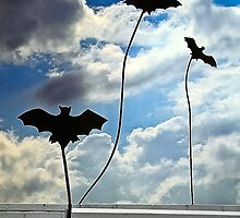 Threatening Skies by Richard Earl
