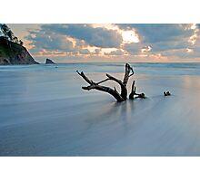 Neskowin Sunset Photographic Print