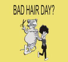 Bad Hair Day by Mike Pesseackey (crimsontideguy)