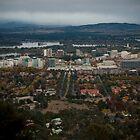 Mount Ainslie, Canberra by Simone Clark
