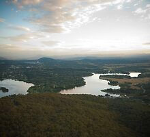 Telstra Tower, Canberra by Simone Clark