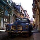Old Car by Roman Romanenko
