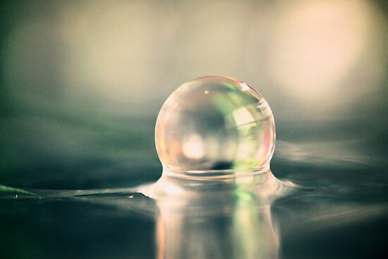 In My Bubble by Melinda Potter