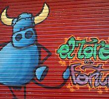 oh lucky bull - el toro de la fortuna by MikeShort