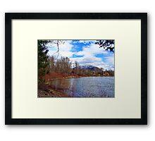 High Water 1 Framed Print