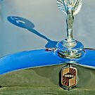 1928 Nash &quot;Aftermarket&quot; Hood Ornament by Jill Reger