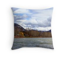 High Water 2 Throw Pillow