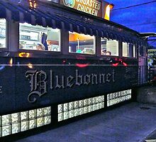Bluebonnet Diner - Side Order - Western Massachusetts Series *featured by Jack McCabe