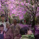 Hope among cherries by Dulcina