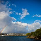 Pearl City Rainbow by EmotiveImagery