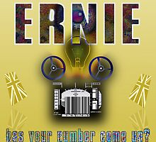 Ernie and the Premium Bonds by Grant Wilson