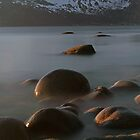 Rocks in the arctic by Frank Olsen