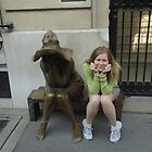Paris - Street Sculpture by Vesna *