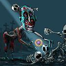 Zombie: Double Take by Tom Godfrey