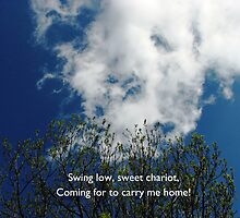Swing Low, Sweet Chariot! - Unframed by BlueMoonRose
