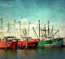 Three Ships by John Rivera