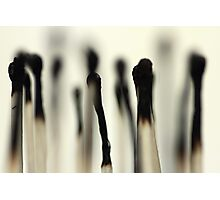And she did 'Light my fire' but it wasn't everlasting.... Photographic Print