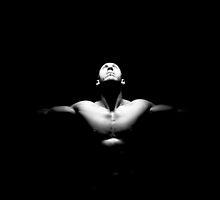 Male Form 2 by Darren Bell