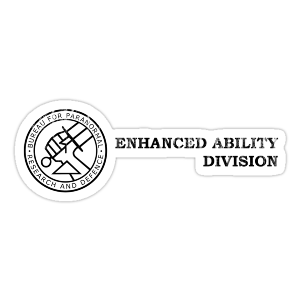 Enhanced Ability Division Logo by Adho1982