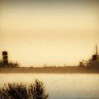 Ghost Ship ©  by Dawn M. Becker