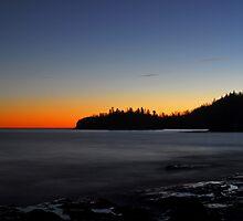 Northshore Sunset by Aaron Bottjen