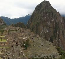 Machu Picchu - The Lost City of the Incas by Edith Reynolds