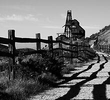 Path To The Mine by Matt Farley