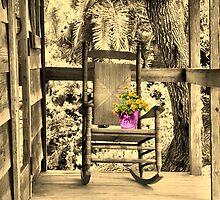 The Rocking Chair by Rosalie Scanlon