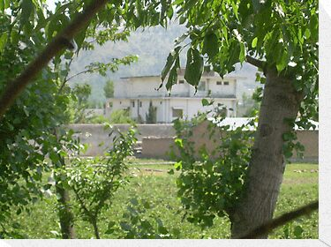 Pakistan- Al-Qaeda leader Osama bin Laden Compound  by Adnan Ali Qureshi