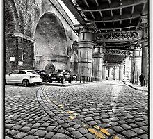 Deansgate Manchester by clint hudson