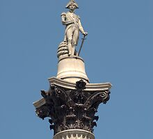 Nelsons Column by Chris Day