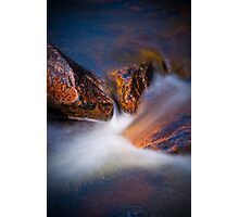Sunlight & Water Photographic Print