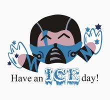 Sub Zero Have An Ice Day by AppleDust