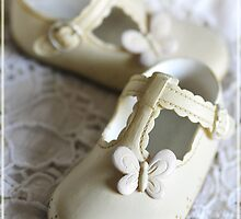 Babies Shoes by Rachel Slater