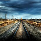 """""""Keep Off the Tracks"""" HDR by eleven12design"""