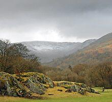 Fairfield Panorama, Cumbria by Steve  Liptrot
