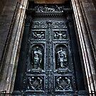 St. Isaac's Door by Roddy Atkinson
