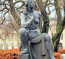 Sculptures of Oslo by missmoneypenny