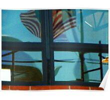 Reflecting on America Poster