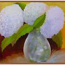 White Hydrangea by Noel78