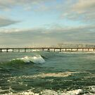 Sand Pump Pier  by BK Photography