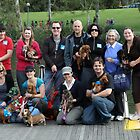 Team Sausage - Million Paws Walk 2011 by RainbowsEnd