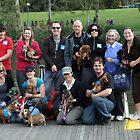 Team Sausage - Million Paws Walk 2011 by RainbowsEnd
