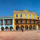 Colours of Cartagena, Colombia by Clint Burkinshaw