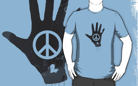 Human Touch, Peace & Love  by Denis Marsili - DDTK