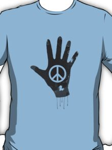 Human Touch, Peace & Love  T-Shirt