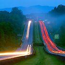 a river of light by J.K. York