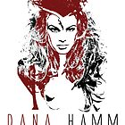 Model - Dana Hamm - Amazon Woman by celebrityart